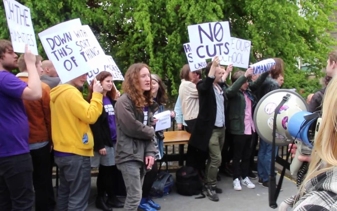 In Focus: Higher Education Cuts
