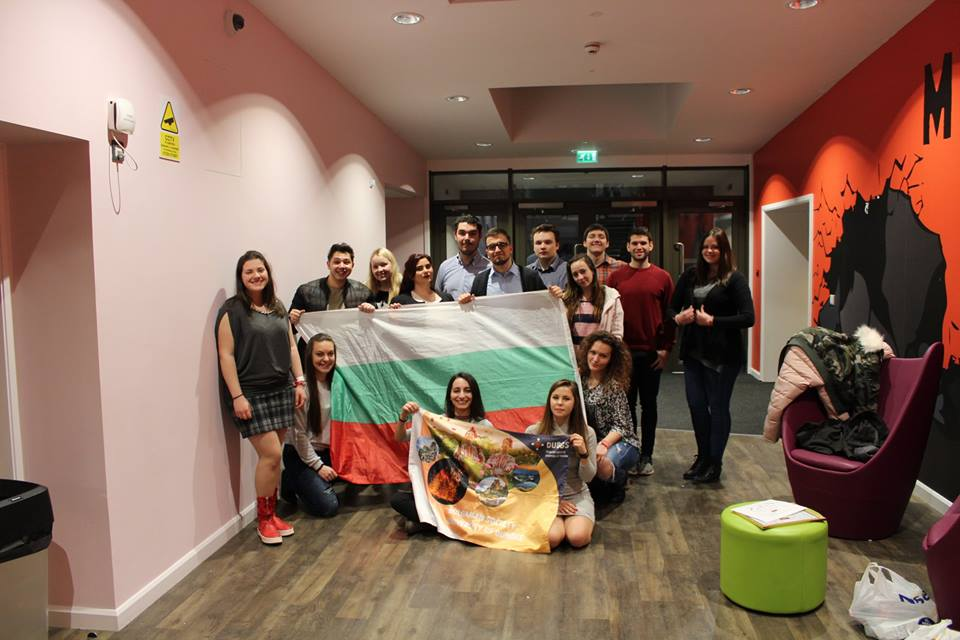 Society Spotlight: Bulgarian Society