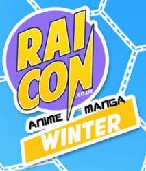 My first Scottish comic con: Rai-Con