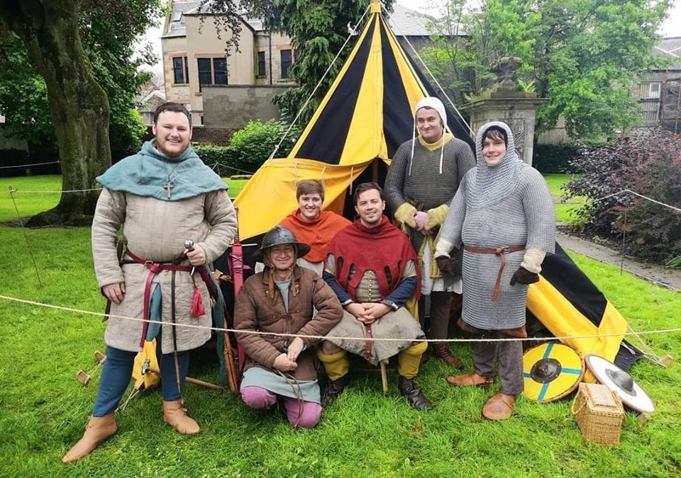 Dundee Medieval Re-Enactment Society Spotlight