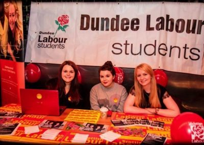 Labour Students