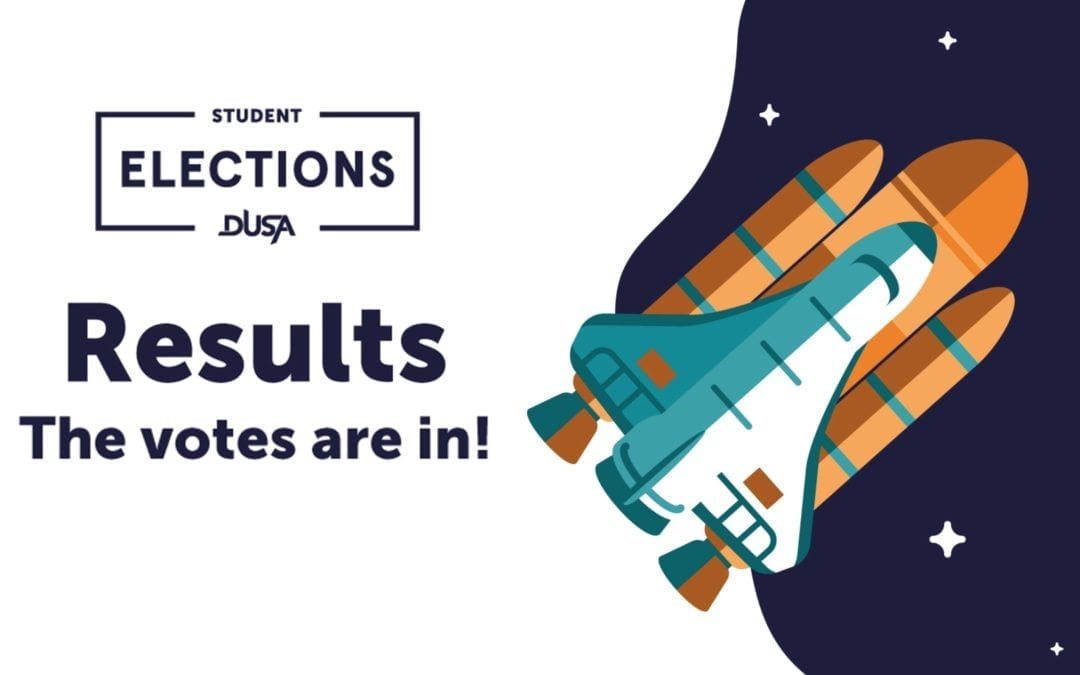 Student Election Results: Meet Your New Reps 2020/21