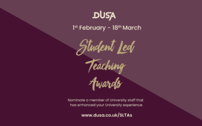 Student Led Teaching Awards 2018/19 Shortlist and Winners!