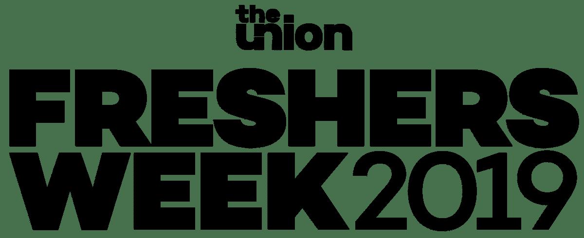 Freshers' Week logo, University of Dundee