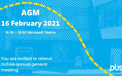 Annual General Meeting (AGM) 2021