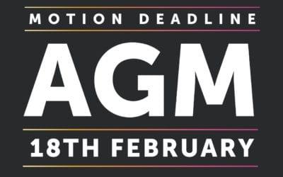 Annual General Meeting (AGM) 2020