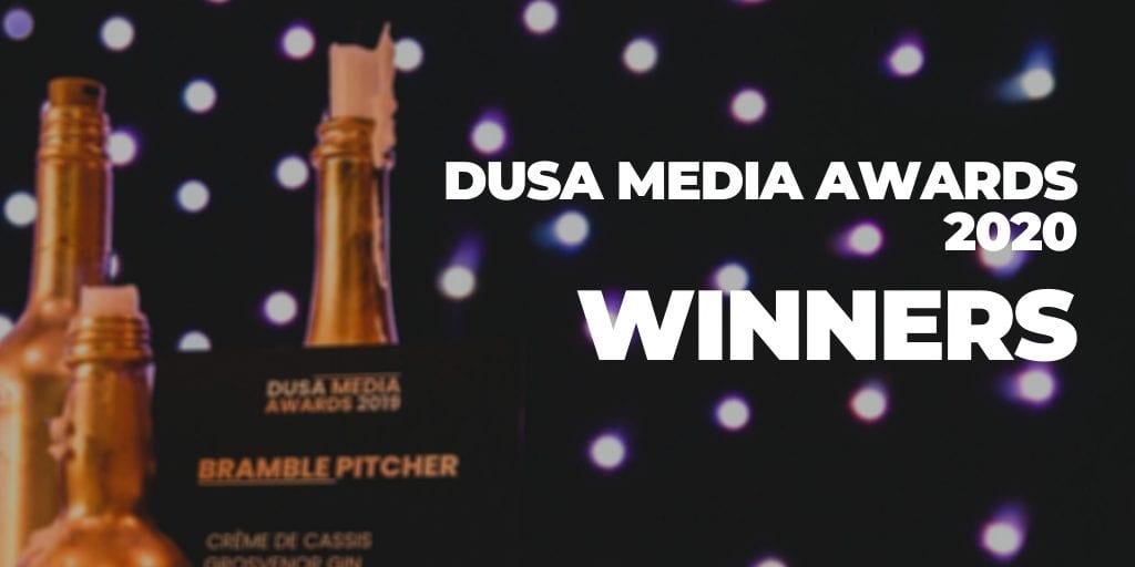 DUSA Media Award Winners 2020