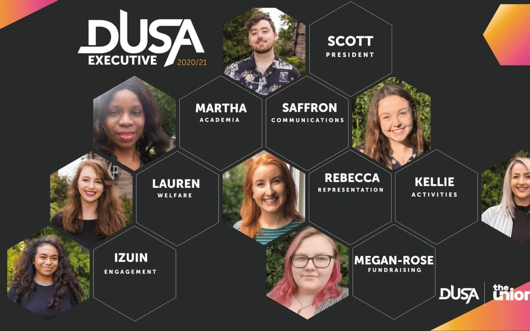 Meet your New DUSA Exec