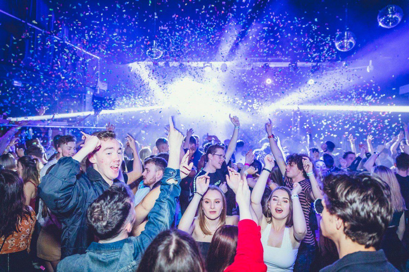 A photo of mono nightclub