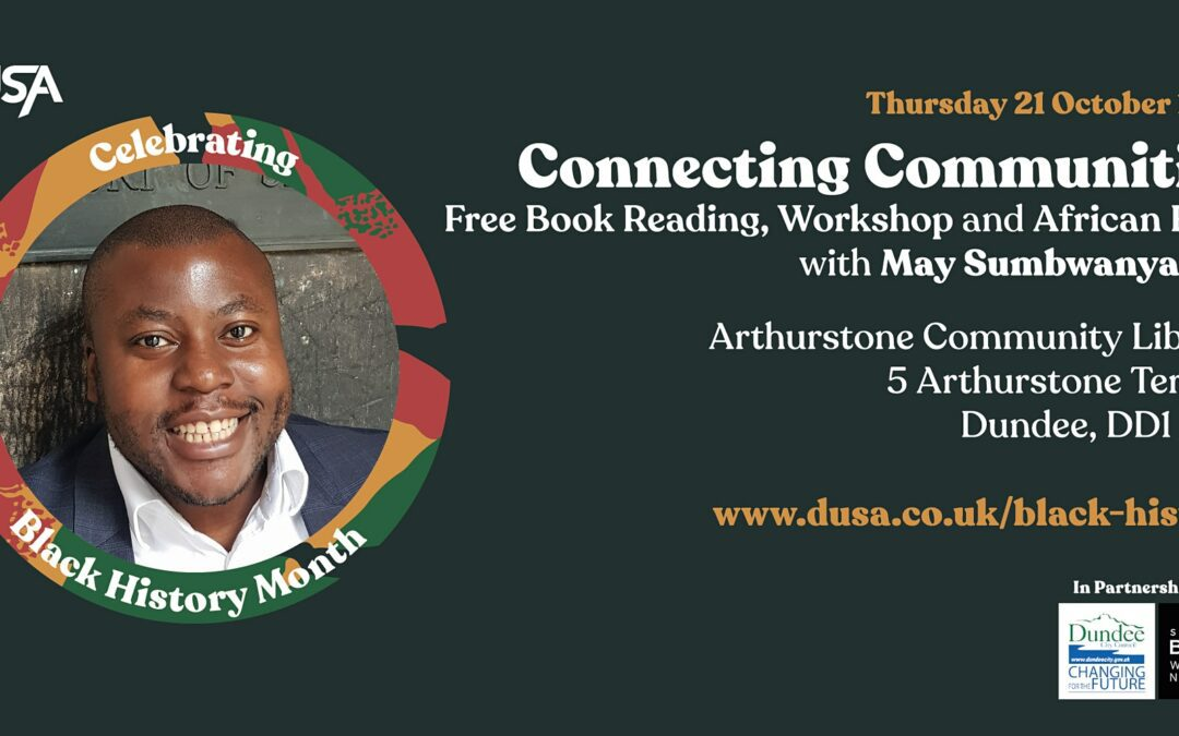 Black History Month: Connecting Communities with May Sumbwanyambe