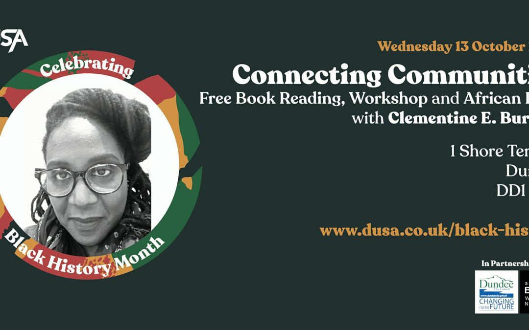 Black History Month: Connecting Communities with Clementine E. Burnley