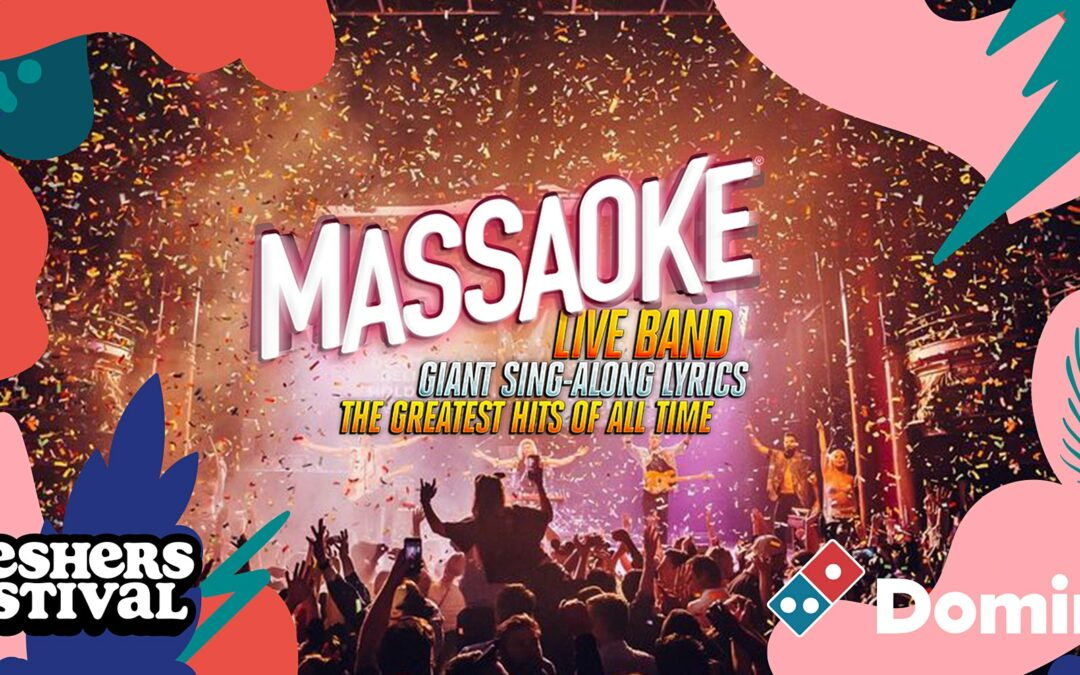 Skint Freshers' Festival One-Off featuring Massaoke (Tue 21 Sep)