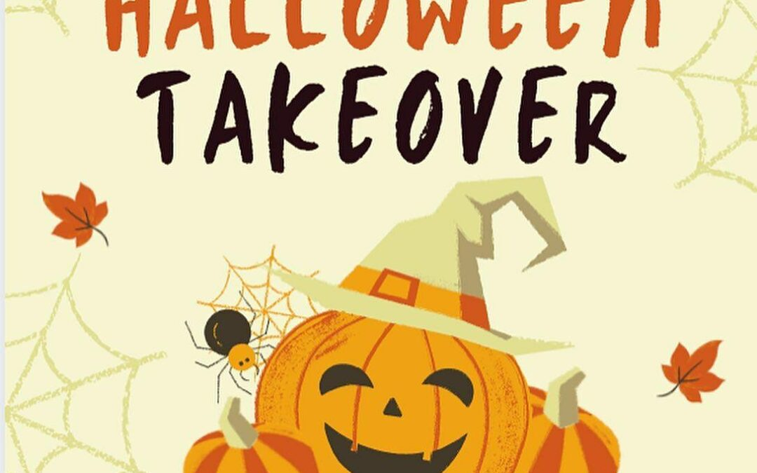 Plant Society Halloween Takeover